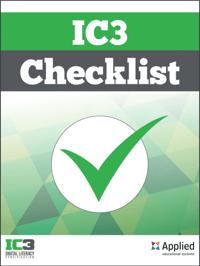 IC3_Checklist